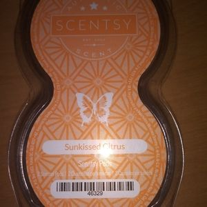 ❤3 for $25❤ Scentsy Pods Sunkissed Citrus